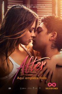 """""""After: Aquí empieza todo"""" llega a las salas de cine"""