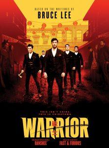 Warrior estrena el 10 de Mayo por Max Prime